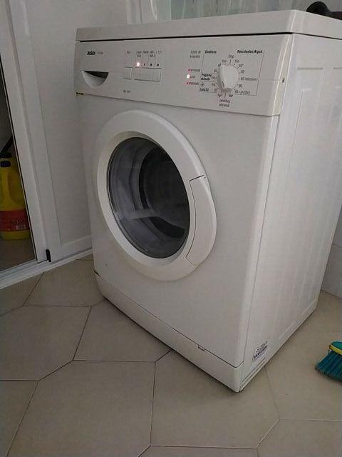 lavadora bosch Maxx WFL1662