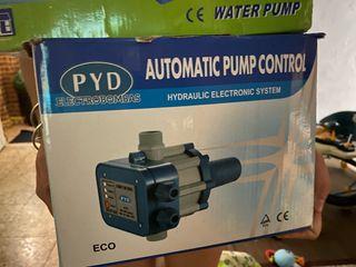 Bomba de agua trifásica con adaptador tecnologico