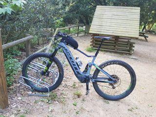 Alquiler bicicleta eléctrica de montaña