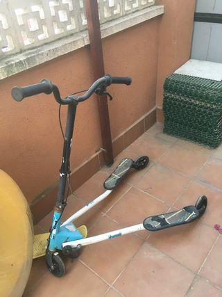 Patinete Triciclo