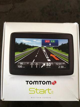 TomTom Start 25 Pack Navegador 5 pulgadas