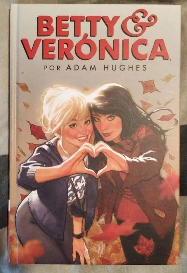 Cómic Betty & Verónica Miniserie