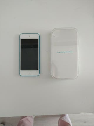 iPod Touch 5 azul 32gb