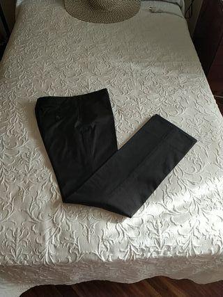 Pantalón negro Massimo Dutti talla 38