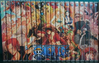 Serie One Piece.