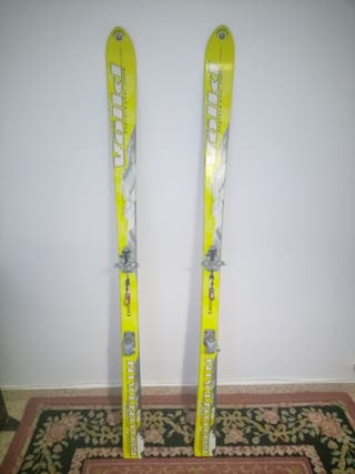 esquí travesia