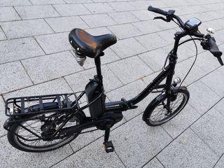 bicicleta eléctrica Wanderer E300