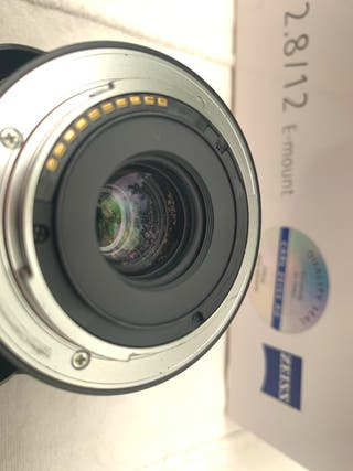 Zeiss Touit Distagon 12 /2.8 for Sony
