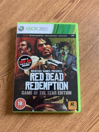 Red Dead Redemption GOTY Xbox360 / One