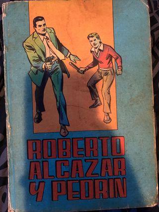 Roberto Alcázar y Pedrin Editora valenciana