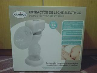 EXTRACTOR DE LECHE ELÉCTRICO - OLMITOS