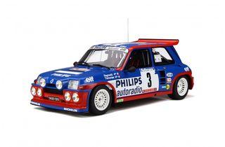 Renault Maxi 5 Turbo 1:12