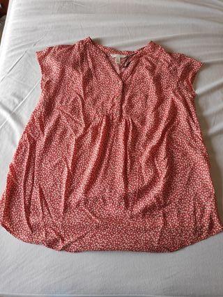 Ropa de premamá - Dos blusas y tres pantalones