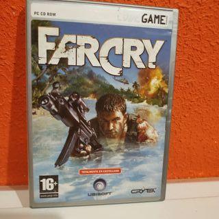 juego PC Far Cry