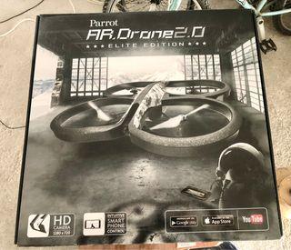 Parrot AR Drone 2.0 Elite Edition (NUEVO)