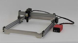 OKU A3 2500mW grabadora/cortadora láser sobremesa