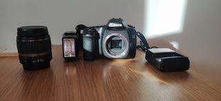 cámara de fotos canon EOS 30d
