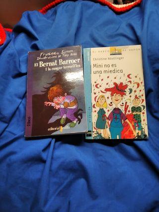 libros para niños de 7años