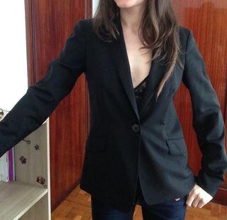 Chaqueta traje mujer Massimo Dutti