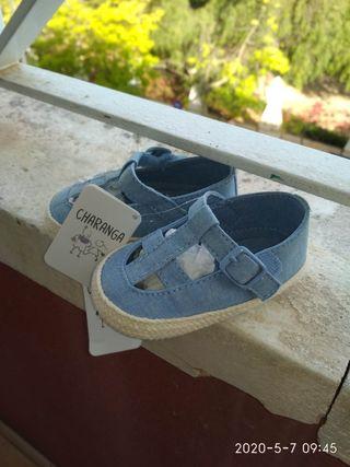 Zapatos talla 17