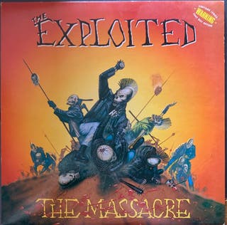 The Exploited * the massacre *