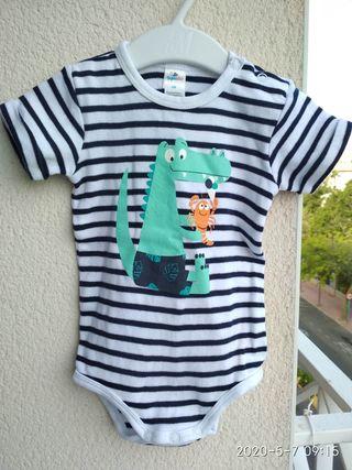Bodys, Polo, ropa de verano. niño 3-6 meses