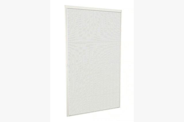 Mosquitera plisada lateral 120x230 cm