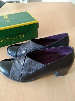 Zapatos Pitillos N*39