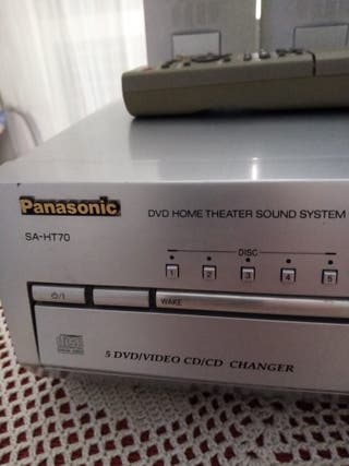 Home Cinema, marca Panasonic