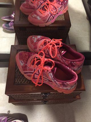 Zapatillas asics deporte