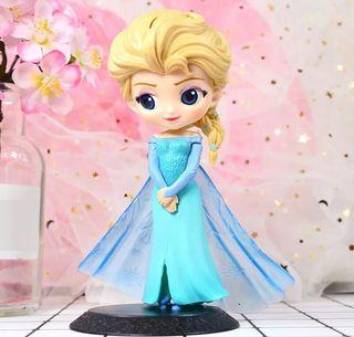 Figura Elsa princesa Disney hielo Frozen pelicula