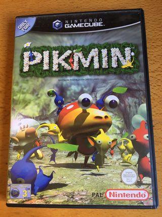 Juego Pikmin - Nintendo Gamecube