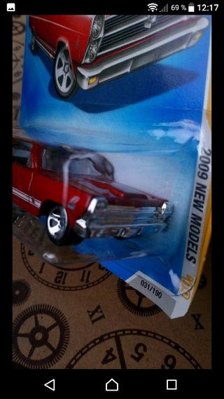 '66 Ford Fairlane GT. Hot wheels