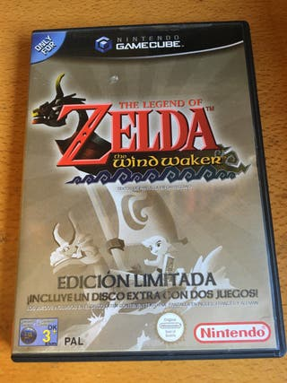 The Legend of Zelda - Juego Nintendo Gamecube
