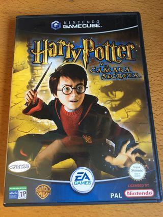 Harry Potter y la Cámara Secreta - Juego Gamecube