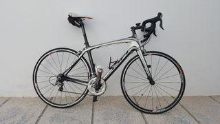 bici carretera carbono BH prisma talla L