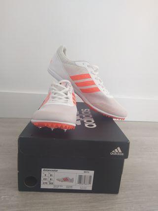 Zapatilla de clavos Adidas Distancestar