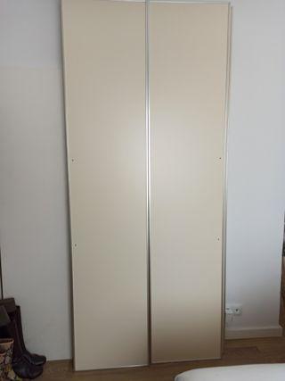 Puertas de armario de calidad