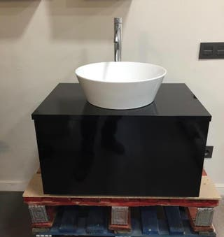 Mueble de baño de exposición