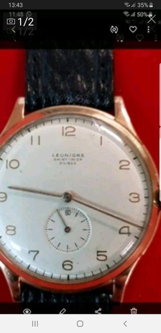 reloj Leonidas