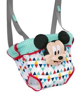 Columpio saltador de Mickey Mouse