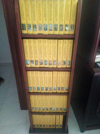 Colección en Video VHS de National Geographic