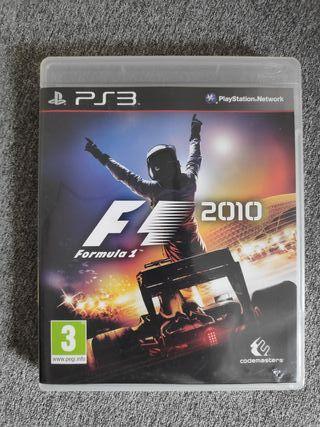 F1 - 2010 - PS3