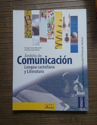 Libro Ámbito de comunicación II