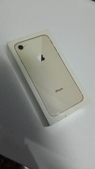 APPLE IPHONE 8 64GB ORIGINAL ORO LIBRE