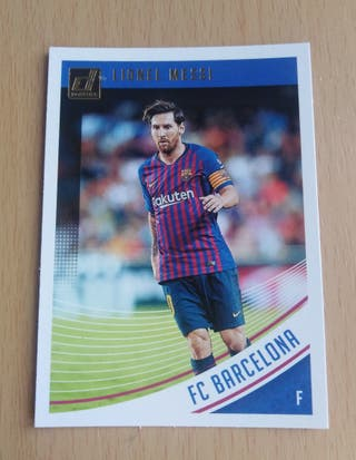 Messi card / cromo.