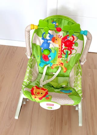 Hamaca Evolutiva Fisher Price