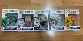 Funko pop The Purge Election Year