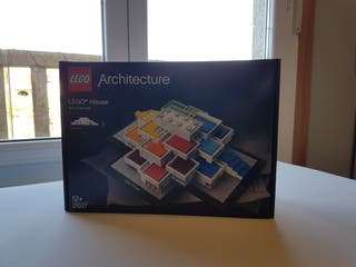 Lego Architecture 21037 - Lego House Billund -
