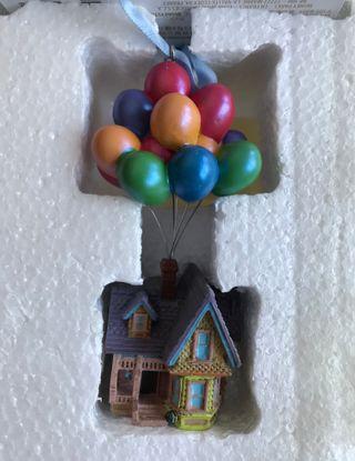 VENDIDA Figura ornamental navidad Disney casa Up